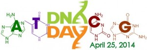 DNA day 2014
