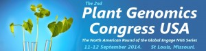 Plant Genomics Congress logo