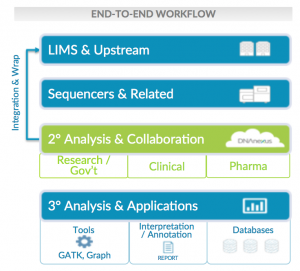 DNAnexus workflow
