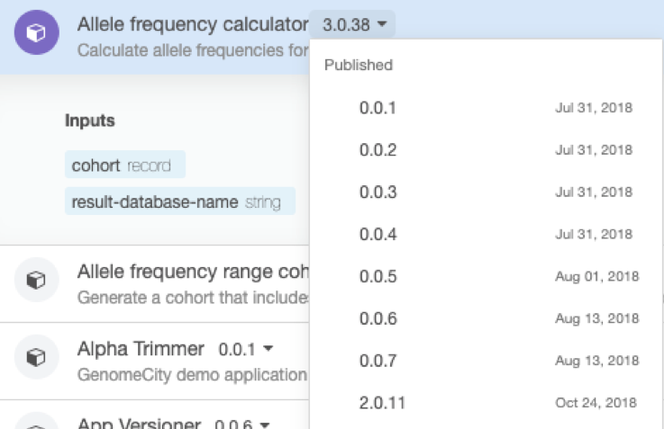 Allele Frequency Calculator