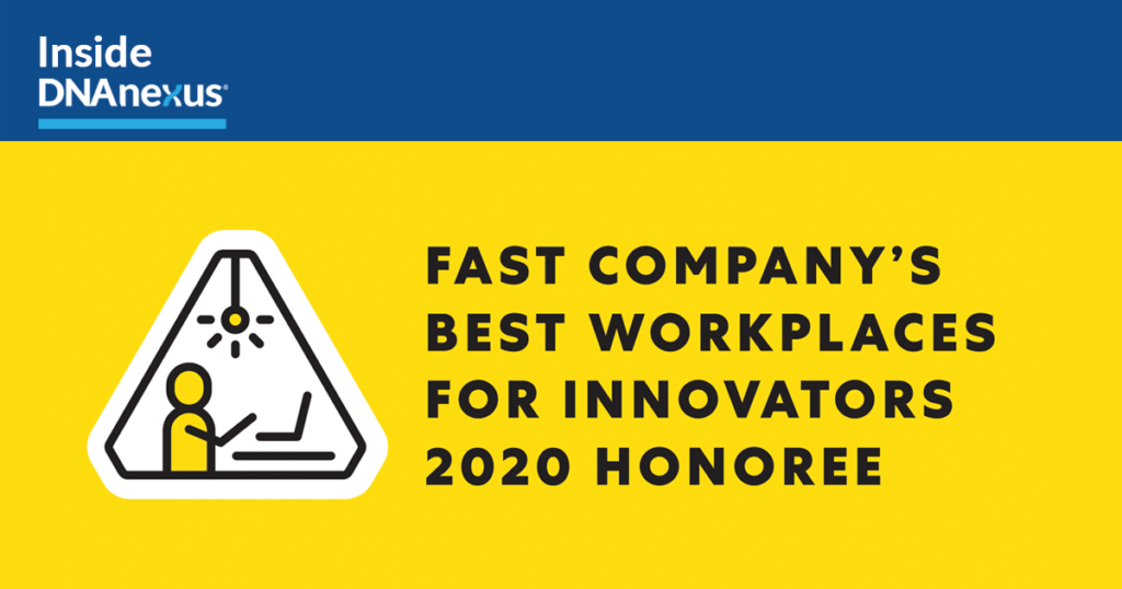 Fast Company Best Workplaces for Innovators